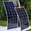 Kit 30 Células Solares (Flexível) Monocristalina 100w + Tab 22% A +efic.